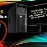hp workstation z420 اچ پی z420